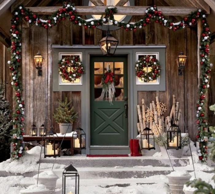 weihnachts-fensterbilder-interessante-schöne-dekoration