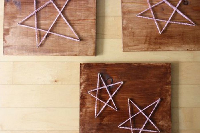 Kreative Weihnachtsdeko : weihnachtsbastelei-kreative-modelle ...