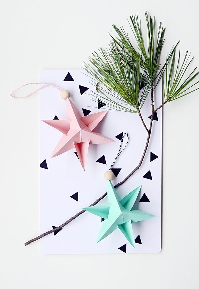 weihnachtsbastelei-unikale-weihnachtskarte-mit-diy-sternen