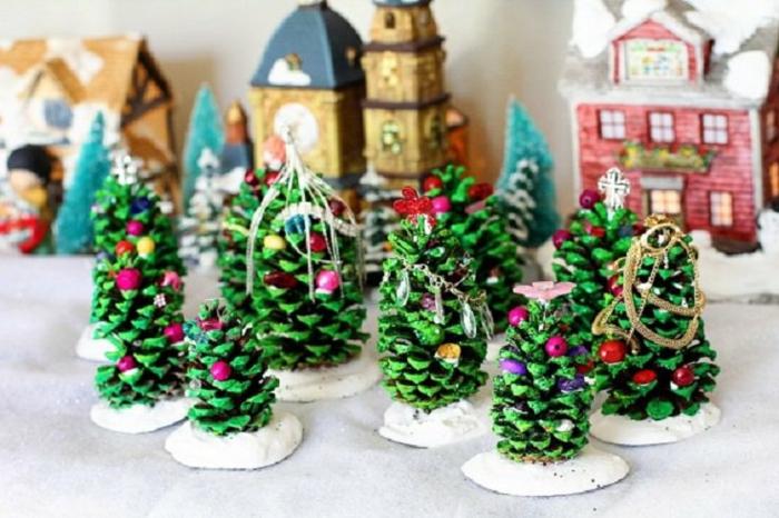 Weihnachtsbasteln Mit Kindern 105 Tolle Ideen Archzine Net