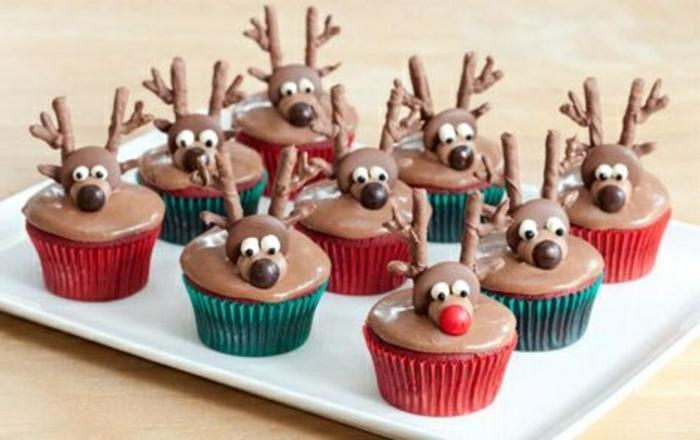 Weihnachtsbasteln Mit Süßigkeiten.Weihnachtsbasteln Mit Kindern 105 Tolle Ideen Archzine Net