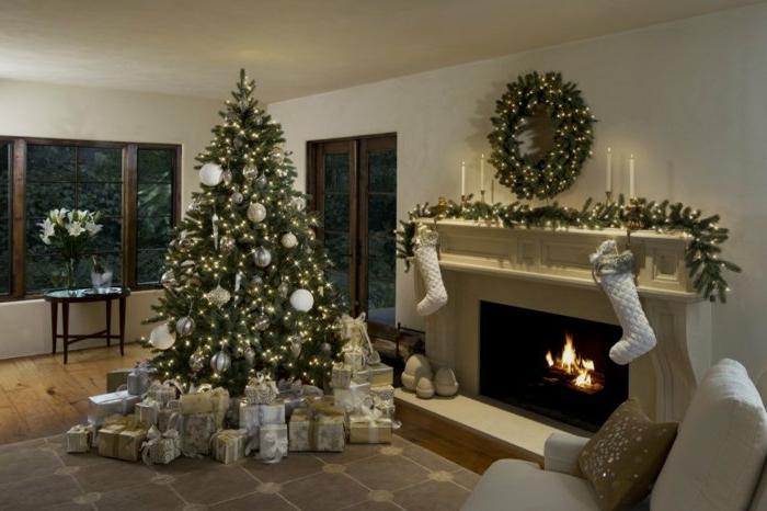 weihnachtsbaum schmuecken  einmalige bilder zum fest
