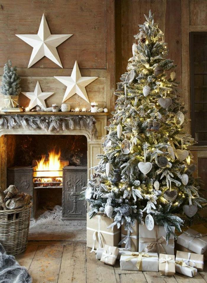 Künstlicher Geschmückter Weihnachtsbaum.Weihnachtsbaum Schmücken 40 Einmalige Bilder Zum Fest Archzine Net