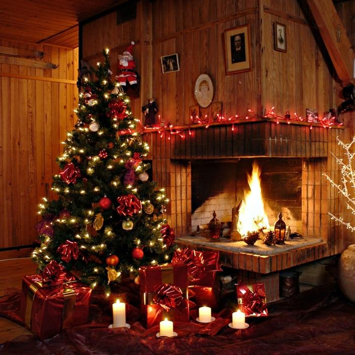 weihnachtsbaum-schmücken-holz-wände
