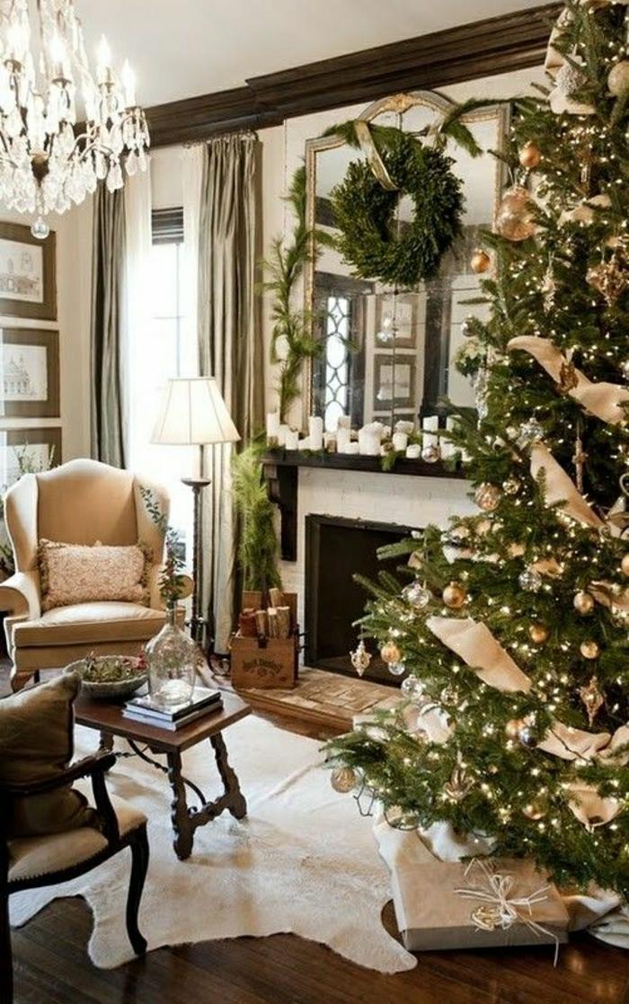 Weihnachtsbaum schmücken - 40 einmalige Bilder zum Fest