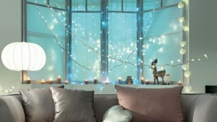 weihnachtsdeko-basteln-fenster-wunderschönes-wohnzimmer-gestalten