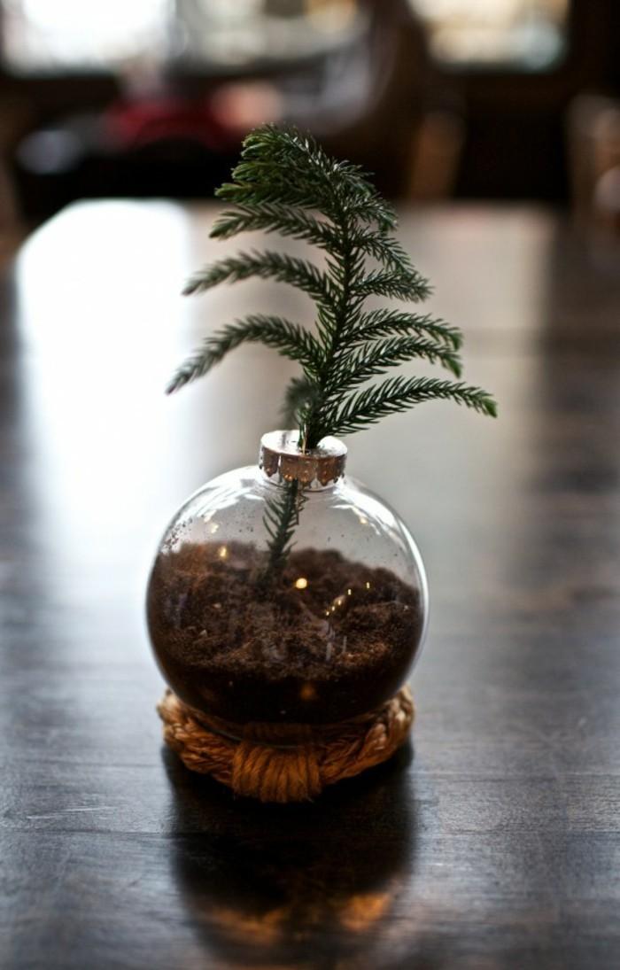 weihnachtsgeschenke-basteln-ideen-kleine-dekorative-pflanze