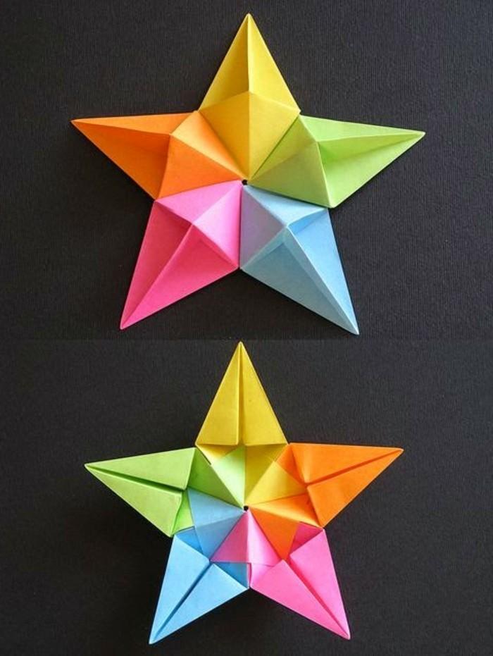 123 Super Ideen Weihnachtssterne Basteln Archzinenet