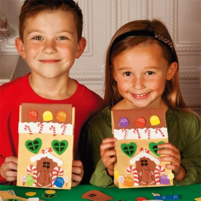 weihnachtsgeschenke-selber-basteln-bruder-und-schwester-machen-weihnachtskarten
