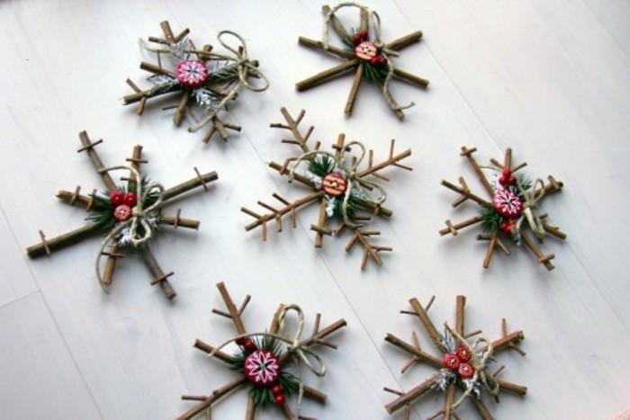 weihnachtsgeschenke-selber-basteln-wunderschöne-deko-schneeflocken