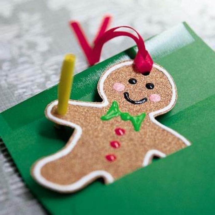 Weihnachtsbasteln mit kindern 105 tolle ideen - Weihnachtskarten basteln mit kindern ...