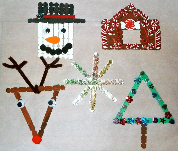 Christmas Crafts For Seniors