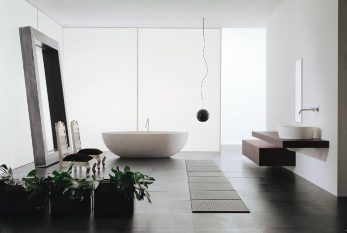 wunderschönes-modell-badezimmer-dekorieren-zwei-farben