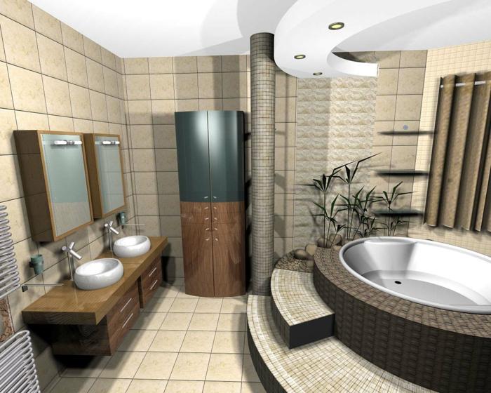 wunderschönes-modernes-bad-gestalten-3d-modell