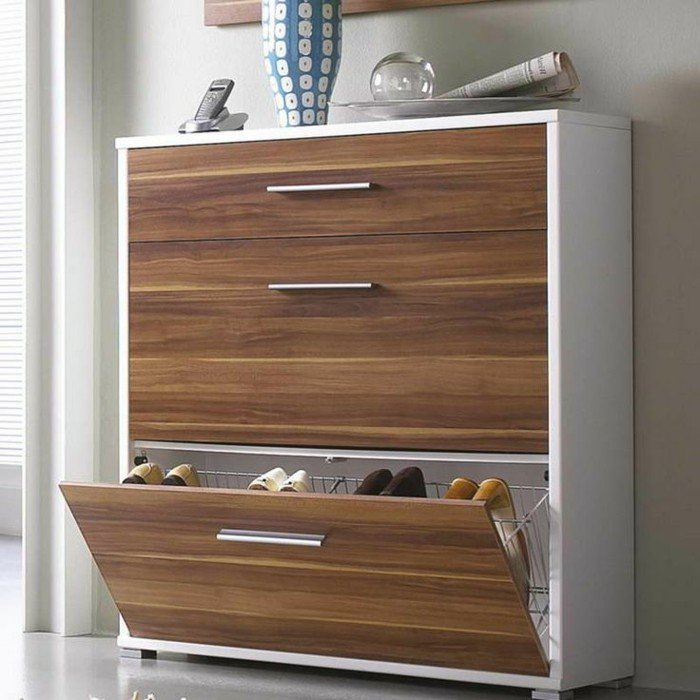 41 coole schuhschrank modelle zum inspirieren. Black Bedroom Furniture Sets. Home Design Ideas