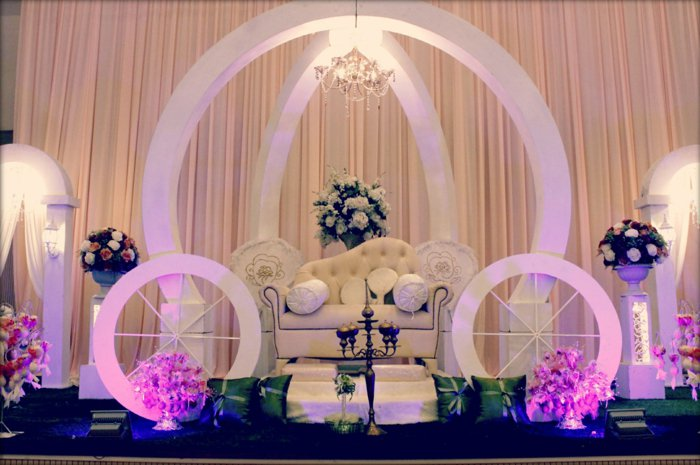 4-Hochzeitsdekoration-inspiriert-vom-Aschenputtel-Märchen