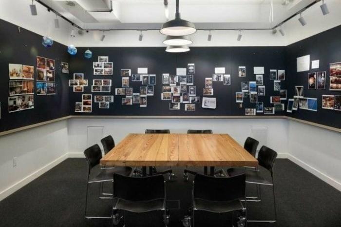 Büromöbel-besprechung stisch-holz-