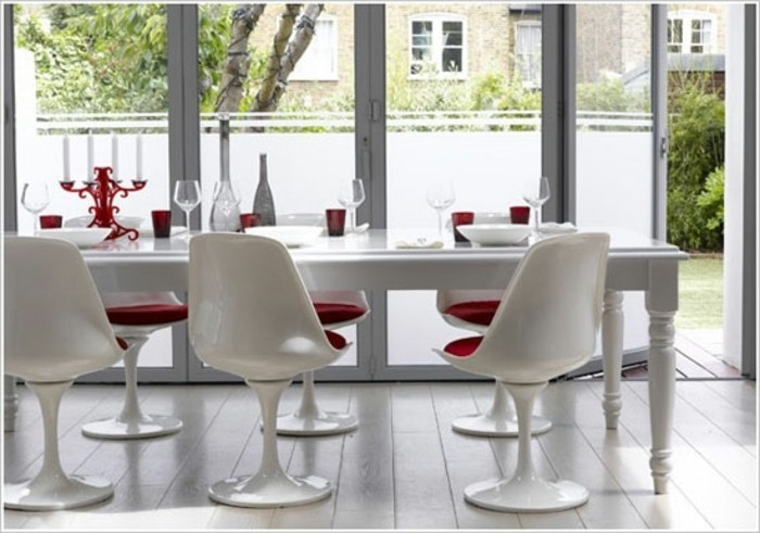 Büromöbel-besprechungs tisch-weiße-hocker