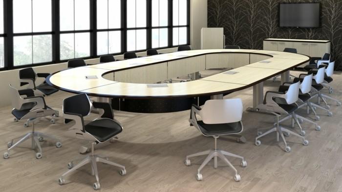 Büromöbel-konferenztisch-rund
