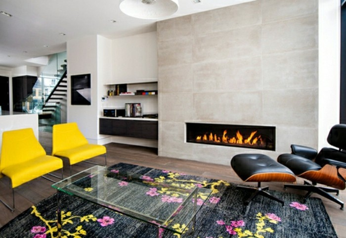 kamin einbauen eine funkzionelle entscheidung. Black Bedroom Furniture Sets. Home Design Ideas