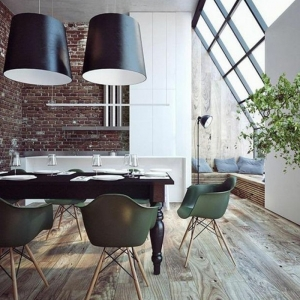 40 coole Fotos von Zimmern mit Parkettboden
