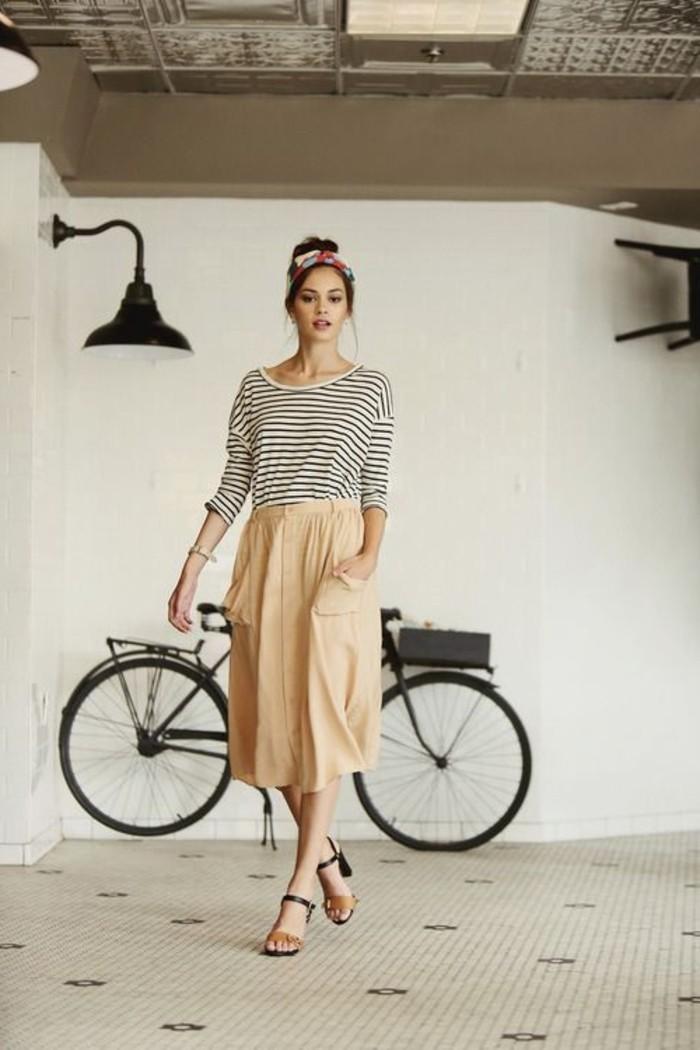 Fashion-Look-stilvolle-Vision-legere-Frisur