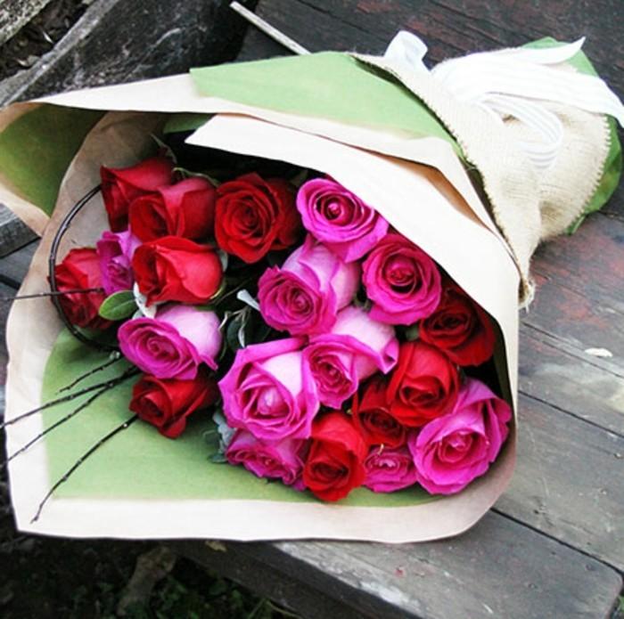 Rosenstrauß-verschicken-zum-valentinstag