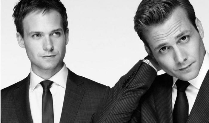 Tv-Serien-suits-Harvey-und-Mike
