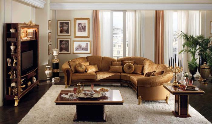 aristokratisches-Wohnzimmer-Interieur-passender-Wohnzimmertisch-Couchtisch