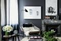 Die graue Wandfarbe – 43 Interieur Ideen damit