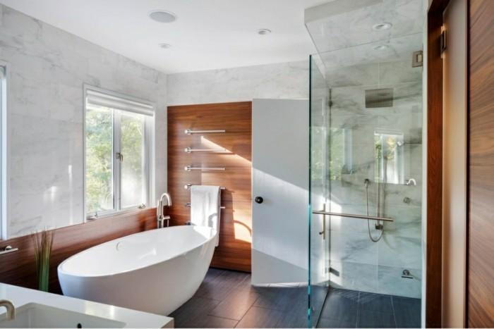 110 Super Originelle Badezimmer Ideen! - Archzine.net Badezimmereinrichtung Ideen