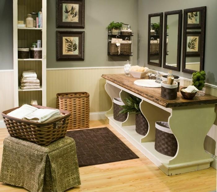 badezimmer-gestalten-landhauseinrichtung-viele-schöne-dekoartikel