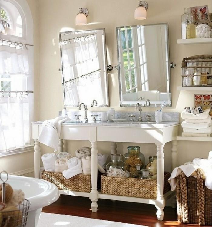 badezimmer-gestalten-tolles-design-zwei-spiegel