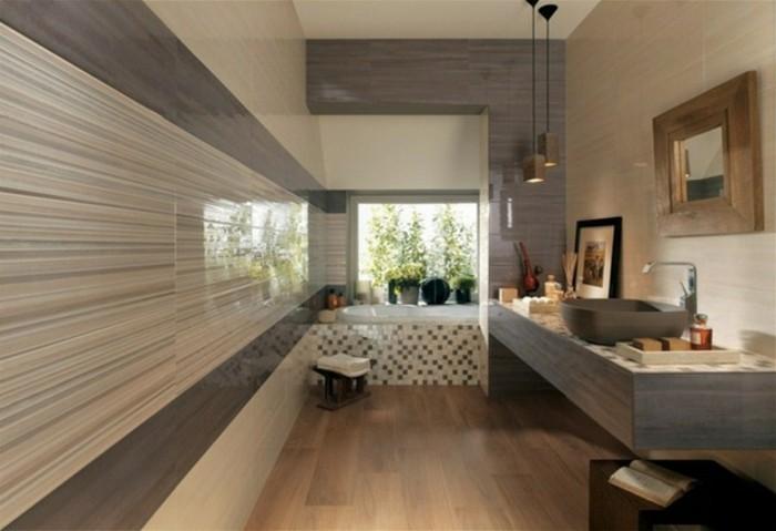 badezimmereinrichtung-originelles-design-graue-linien