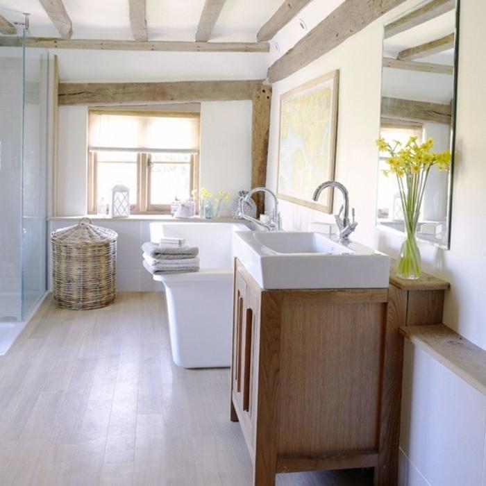 badgestaltung-ideen-hölzerne-möbel-super-dekoration