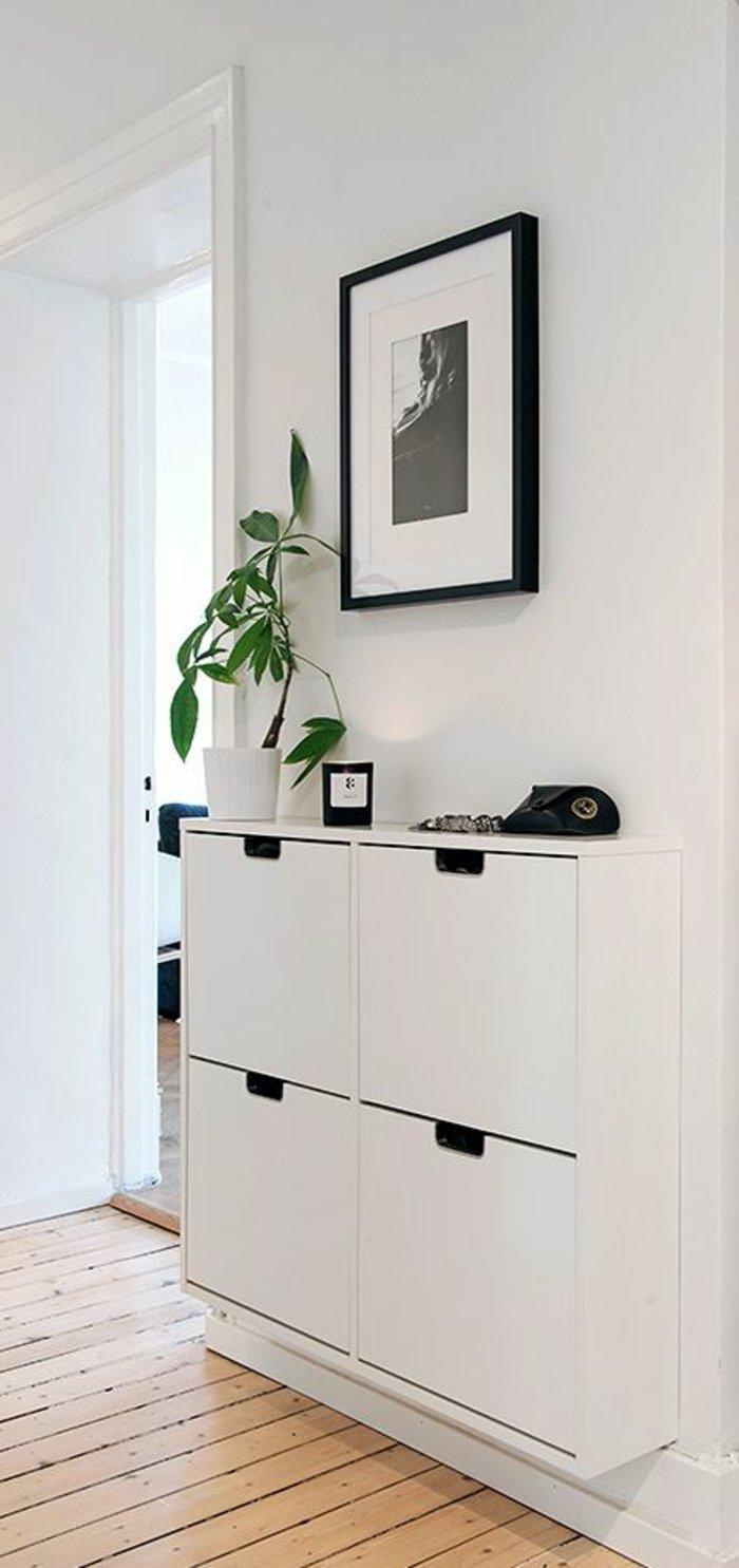 41 coole schuhschrank modelle zum inspirieren. Black Bedroom Furniture Sets. Home Design Ideas