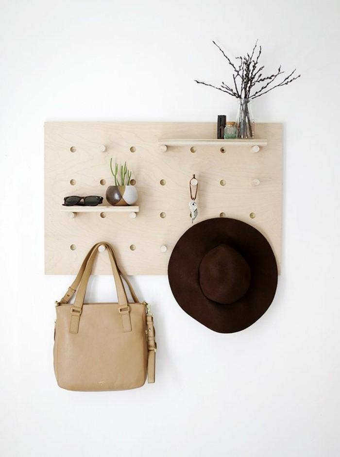diy-wände-gestalten-attraktive-ausstattung-hänger-für-hüte