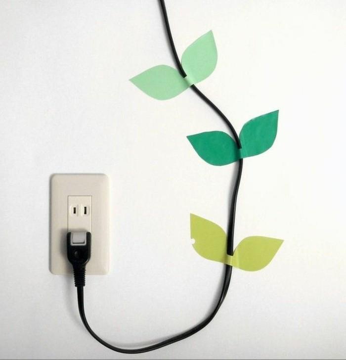 diy-wände-gestalten-einfache-kreative-dekoration