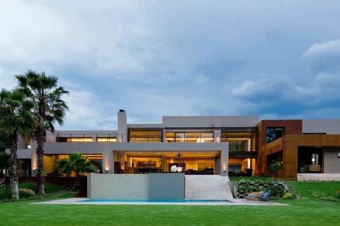 110 schöne Häuser, die echte Hingucker sind! - Archzine.net