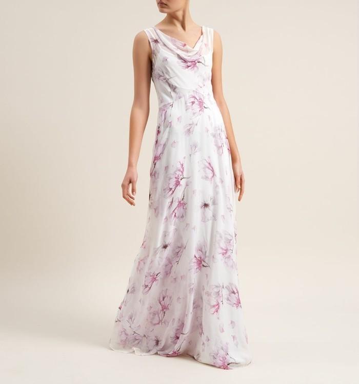 farbe-magnolie-super-schönes-langes-einfaches-kleid