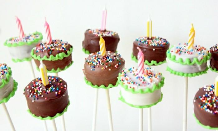 geburtstagskuchen-für-kinder-sehr-schöne-gestaltung-schokolade