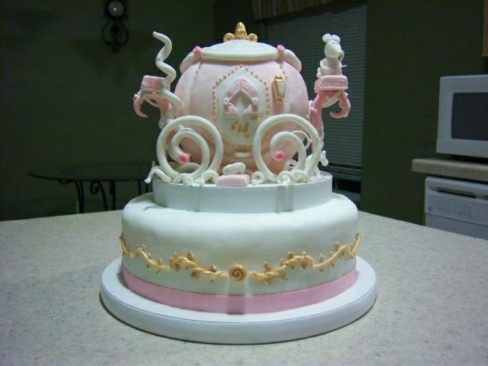 Birthday Cakes Princess Photos