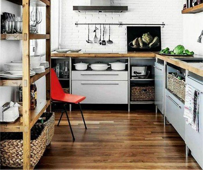 40 coole fotos von zimmern mit parkettboden. Black Bedroom Furniture Sets. Home Design Ideas