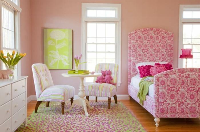 Madchenzimmer alles ber wohndesign und m belideen - Lila madchenzimmer ...