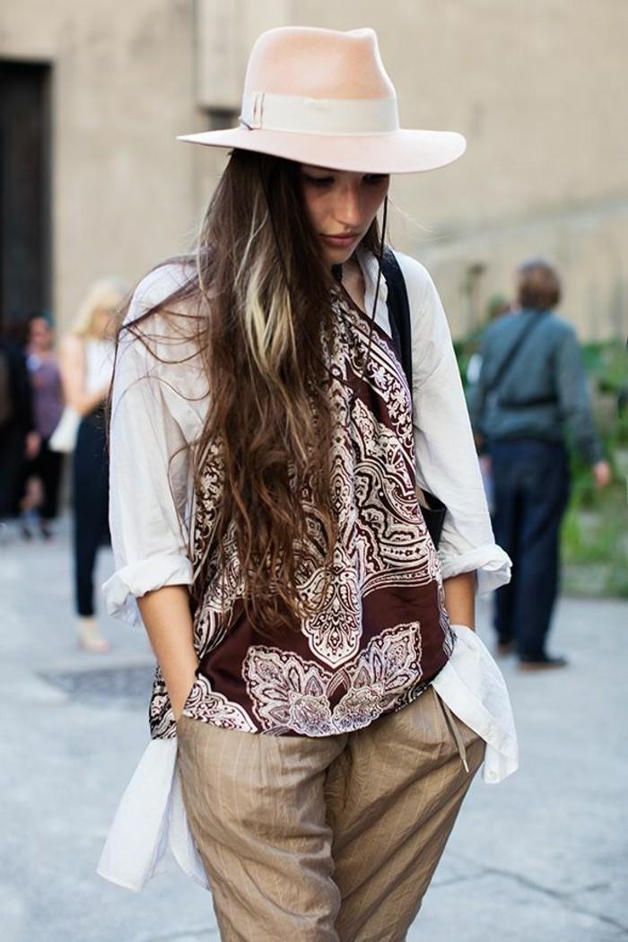 hüte-filzen-niedliche-farbe-elegante-kleidung