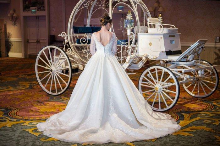 herrliche-Braut-Kalesche-wie-im-Cinderella-Märchen