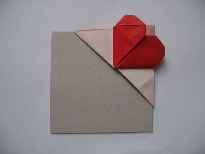 herzen-basteln-interessante-origami-gestaltung