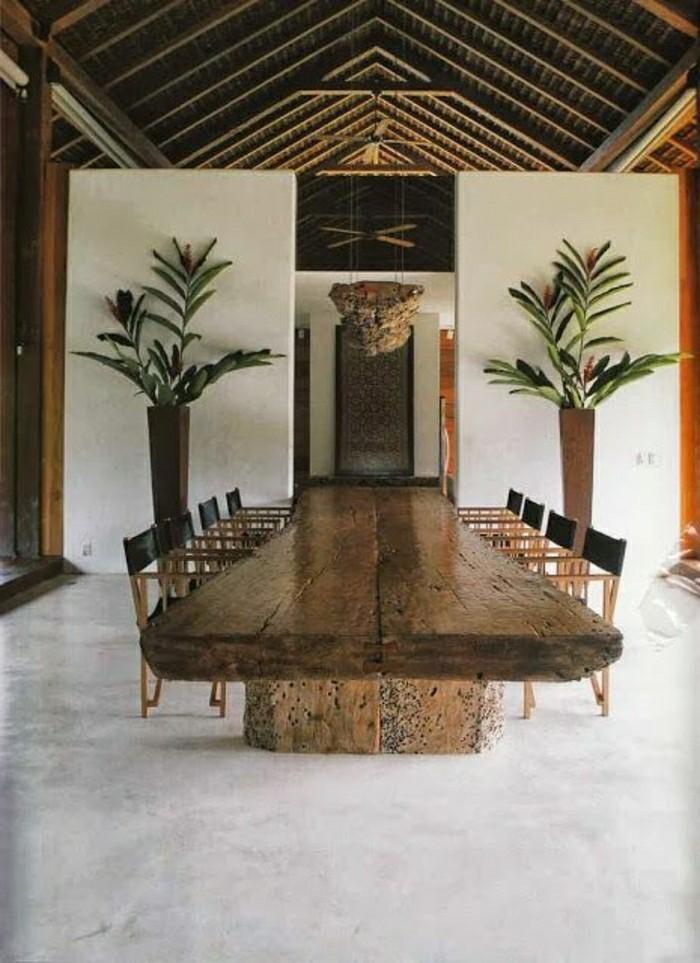 Massive m bel ein rustikaler ausblick f r jedes zuhause for Holztisch massiv design