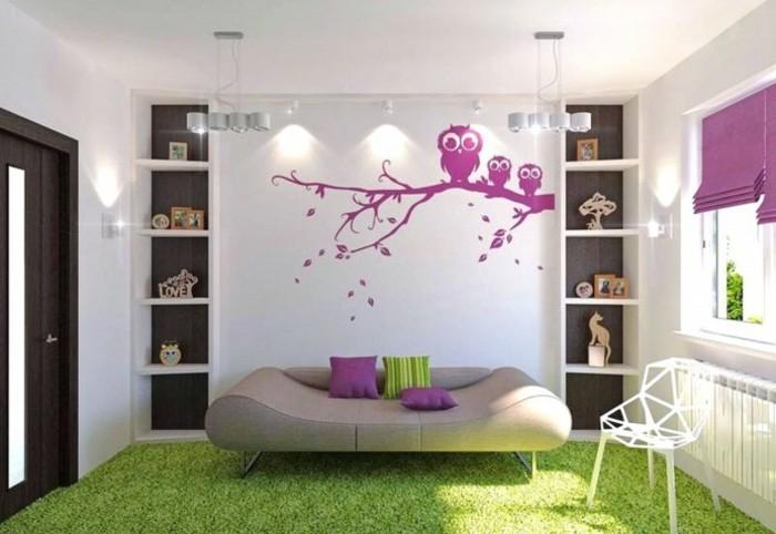 125 Einrichtungsideen für ein schönes Mädchenzimmer! - Archzine.net | {Kinderzimmer einrichten mädchen 25}