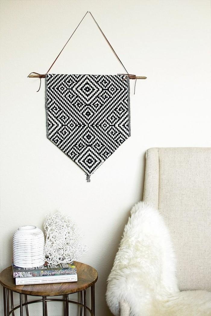 kreative-bastelideen-für-die-wand-im-wohnzimmer